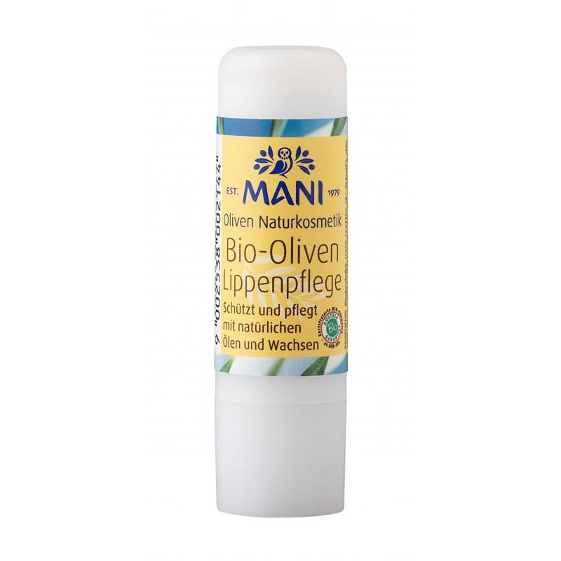 MANI Bio-Oliven Lippenpflege, 4,8 g Stift