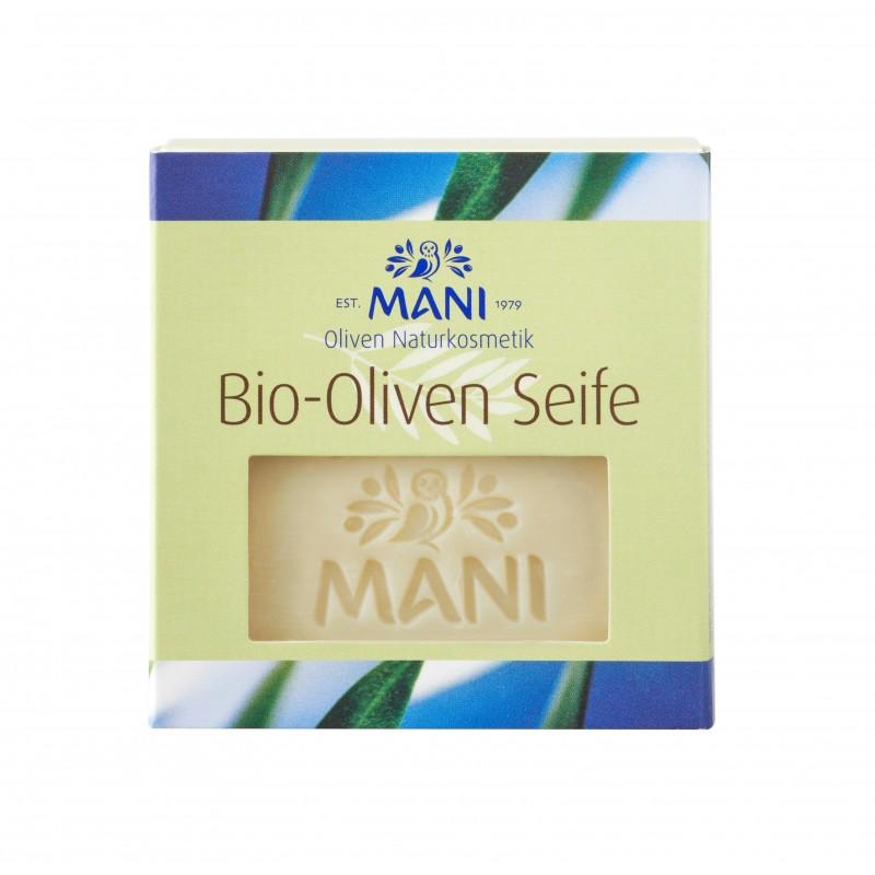 MANI Bio-Oliven Seife, 100 g
